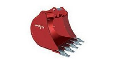Martin - Model TLU - Universal Digging Bucket