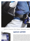 optrel - Model e2100 - Respiratory Protective Equipment Brochure