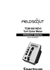 FieldScout - TCM 500 - NDVI Turf Color Meter - Manual