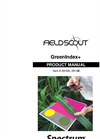 FieldScout GreenIndex plus - Manual