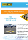 Safe Drain™ Protects Air Facilities