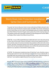 Safe Drain® Case Study, Applied Materials