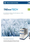 TAEevo Tech - Model 7 - 210 kW - Air Cooled Chiller - Datasheet