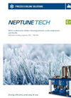 Neptune Tech - Model 278 - 713 kW - Water Cooled Chillers - Datasheet