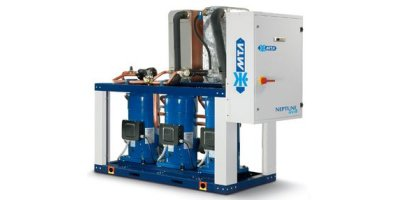 Neptune Tech - Model 278 - 713 kW - Water Cooled Chillers