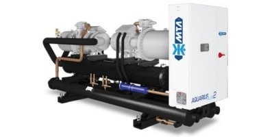 MTA spa - Model Aquarius Plus 2 - Water Cooled Chillers and Heat Pumps