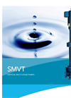 AquaTeck - Model SMVT Series - Surface Mounted Vertical Turbine Pump - Brochure