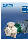 Fybroc - Model 2530 Series - Magnetic Drive Close Coupled Pumps - Brochure