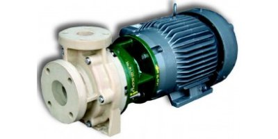 Fybroc - Model 2530 Series - Magnetic Drive Close Coupled Pumps