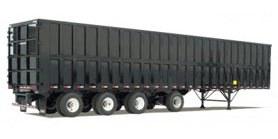 Recycling and Scrap Metal Semi Trailers