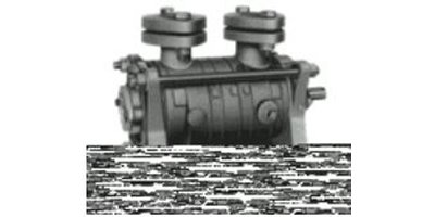 Model LOH - Liquid Ring Compressors
