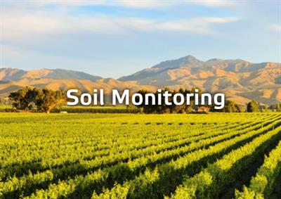 Hydrological, meteorological and oceanographic monitoring instruments for soil monitoring