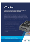 Stevens eTracker - True Cloud-Based Sensor - Datasheet