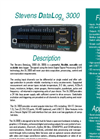 Stevens DataLogIC - Model 3000 - Data Logger - Datasheet