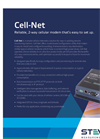 Cell-Net Simple Cellular Telemetry Solution Datasheet
