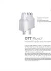 OTT Pluvio2 - All-Season Rain Gauge - Datasheet