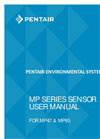 Pentair - Model MP47/MP65 - Multiparameter Sondes - User Manual