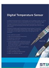 Stevens - Digital Temperature Sensor - Datasheet