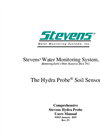 Stevens Hydra Probe - Soil Sensor User Manual