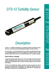Stevens FTS - Model DTS-12 - Turbidity Sensor - Brochure