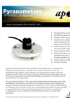Apogee - Model SP-212 - Pyranometer - Brochure