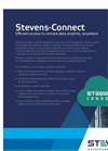 Stevens-Connect - Cloud-based Data Acquisition and Management Software - Brochure