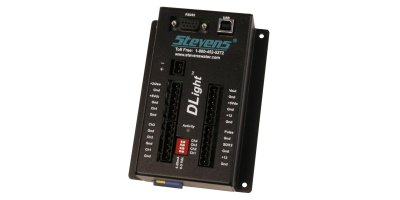 Stevens DLight - Flexible and Versatile Data Logger