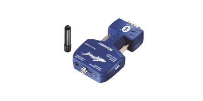 Stevens Shark - Model RS232/RS485 - Bluetooth Serial Adapter