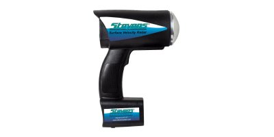 Surface Velocity Radar (SVR) Handheld Water Flow Sensor