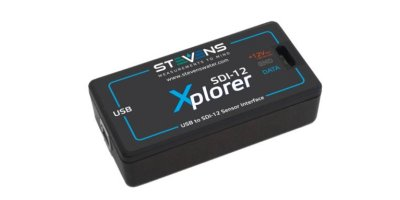 Stevens - Model SDI-12 Xplorer - USB to SDI-12 interface