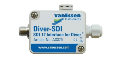 Van Essen - Model Diver-SDI - SDI-12 Converter for Diver Sensors