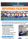 Blu-Med - Deployable Field Hospitals Datasheet