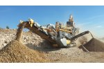 Model 1012TS - Tracked Mobile Impact Crusher