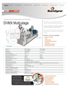 SunDyne - Model DVMX - Multi-Stage Pump - Brochure