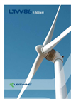 Model LTW86 1.500 kW - Wind Turbine Brochure