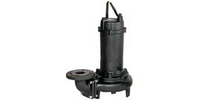 EBARA - Model DLU - Submersible Cast Iron Submersible Sewage Pump