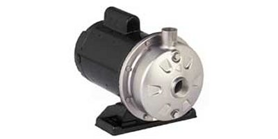 EBARA - Model CDU, CDX - Stainless Steel End Suction Centrifugal Pump
