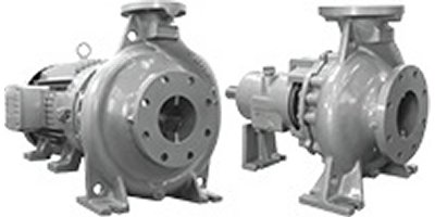EBARA - Model TH Series - End Suction Centrifugal Pump