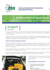 EcoSys-P - Compact, Portable, Real-Time Gas Analysis for Environmental Applications - Brochure