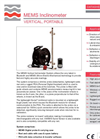 Geosense - In-Place Inclinometer System (IPI) Brochure