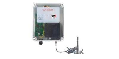 Model GSM - Land Line Monitoring System