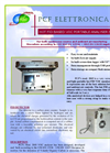 Model 2005 - Hot Fid Based VOC Portable Analyser Brochure