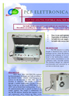 Model 2001/C - Hot Fid VOC/THC Portable Analyser Brochure