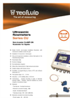 Flight - Model CU100 - Ultrasonic Flowmeter Brochure