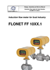 FLONET - FF10XX.1 - Induction Flow Meters Brochure