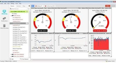 PYXIS DCIM Lite - Central Monitoring & Management Software