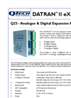 Q23 - Analogue & Digital Expansion Module