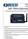 QDR - 900MHz Digital Radio