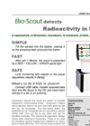 Lab Scout - Gamma Quantifier with Integrated Scale Specifications Brochure