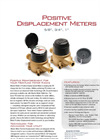 Positive Displacement Residential Datasheet